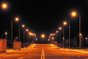 Iluminat public Burila Mare